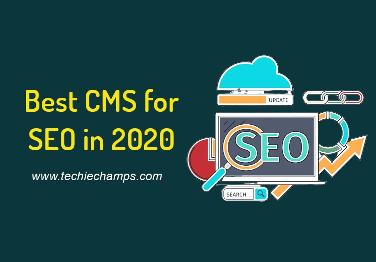 best CMS for SEO in 2020
