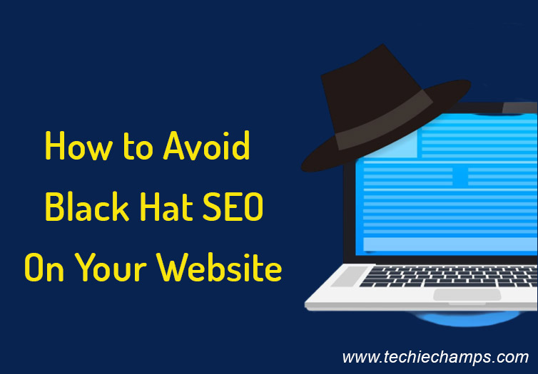 How to avoid Black Hat SEO on your website